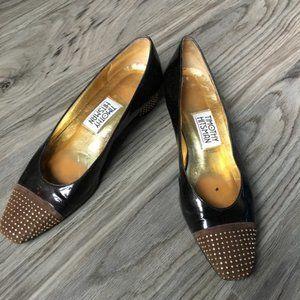 Timothy hitsman chucky heels pumps